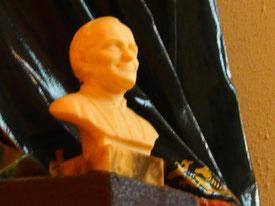 der 2012 verstorbene Papast Paul II, der Heros von Polen