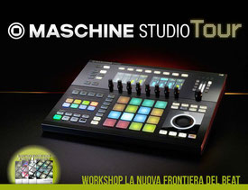 Maschine Studio milano