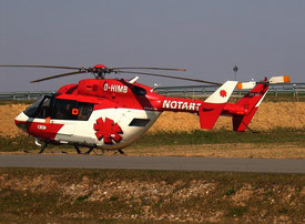 Helikopter Notarzt