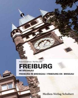 Buchtitel Freiburg i. Br.