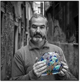 Diego Costantini, Murano Glass Master, Murano, Linea Murano Art