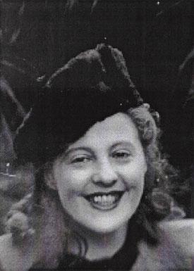 Maria Ludwika Moldauer (Archivio privato Carlo Spartaco Capogreco)