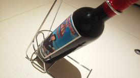 オリジナル写真加工パロディラベルワイン