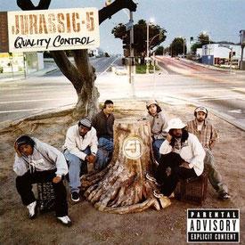 Jurassic 5 - 2000 / Quality Control