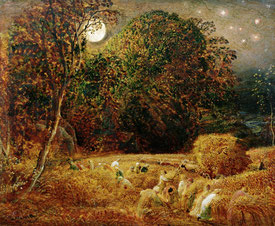 """Valley of Vision"" Samuel Palmer"