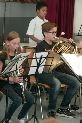 Jugendorchester Musikfreunde Urfeld Sommervorspiel 2017