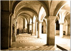 Blog Scola Metensis-cathédrale de Metz-crypte carolingienne