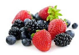 Dieta dei frutti di bosco