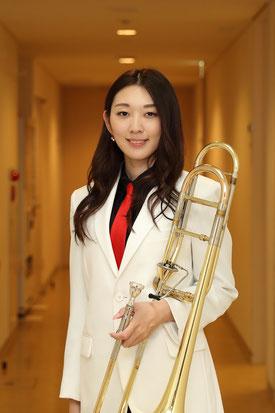 阿部詩織(Trombone)