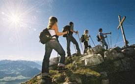 Wandern in Alpbach