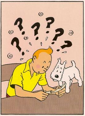 Hergé - Tintin et Milou ®