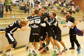 HSG VfR/Eintracht Wiesbaden vs. MT Melsungen II Handball Elsässer Platz Oberliga 17.09.2016