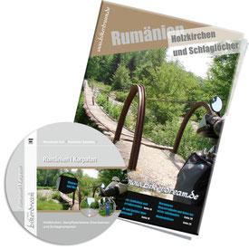Motorradtour Rumänien DVD gedruckte Tourstory und GPS Daten für die eigene Tourplanung mit dem Motorrad