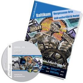 Motorradtour Baltikum DVD gedruckte Tourstory und GPS Daten für die eigene Tourplanung mit dem Motorrad