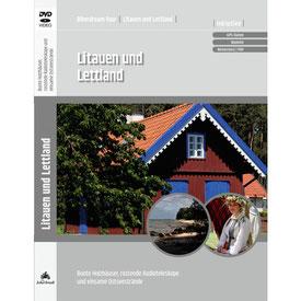 Motorradtour Litauen und Lettland DVD und GPS Daten für die eigene Tourplanung mit dem Motorrad