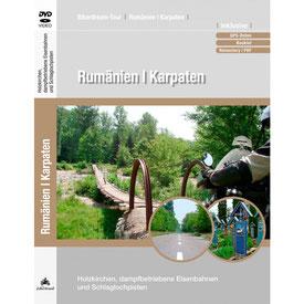Motorradtour Rumänien und Karpaten DVD und GPS Daten für die eigene Tourplanung mit dem Motorrad