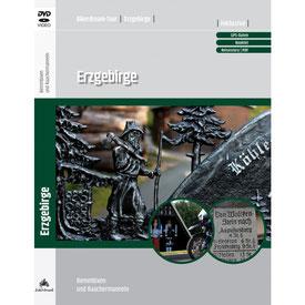 Motorradtour Erzgebirge DVD und GPS Daten für die eigene Tourplanung mit dem Motorrad