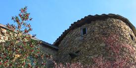 La Tour Coton à Néronde dans la Loire