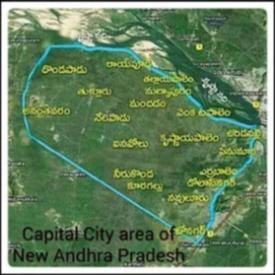 Lands for sale in new AP capital - Godavari Realtors's