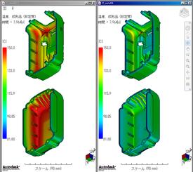 CAD/CAMによる金型解析
