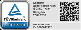 (C) Copyright TÜV Rheinland