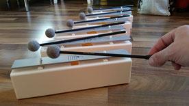 Helga Bauer - leicht spiel- und erlernbare Instrumente Musizieren mit Kindern