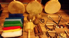 Helga Bauer - leicht spielbare Instrumente Musizieren mit Kindern