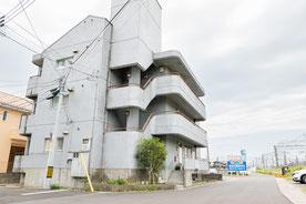 仙石線福田町駅から徒歩5分 京子鍼灸院の外観