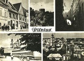 Vilnius. Gorkio gatvė. Senamiestis. Nuotr. Z.Kazėno / Gorki street. The Old Town. Photo by Z.Kazėnas