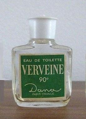 DANA - VERVEINE : EAU DE TOILETTE 90°