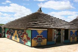 Maison Ndebele