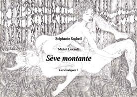 stéphanie sautenet - artbook - shamanic book