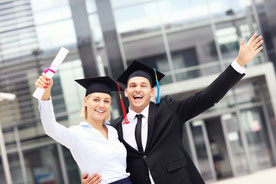 Bild: Kundenzufriedenheit des Coachings von Tobias Uhl, Diplom-Psychologe von Studenten und Erwachsenen mit Prüfungsangst.
