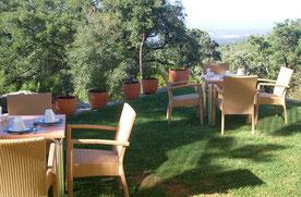 Gästehaus Vila Foia in Monchique,Algarve,Portugal geeignet für Erhollung in den Bergen mit Aussicht ins Hochizont,beste Hotel und Gästehaus in Monchique und Portugal.