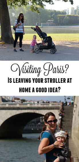 Travelling to Paris? Next in our series of Stroller vs Baby Carrier, we give our recommendations for the top 5 attractions in Paris. Read more at www.babycantravel.com/blog
