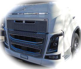 Der neue bullige Volvo mit dem markannten Kühlergrill