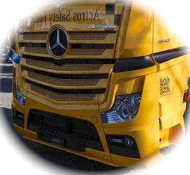 Der neue Mercedes Benz Actros
