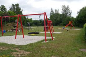 Spielplatz am Radweg