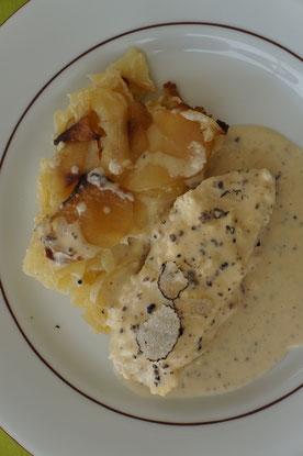 Tuber uncinatum - la truffe de Bourgogne