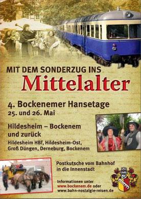 4. Bockenemer Hansetage