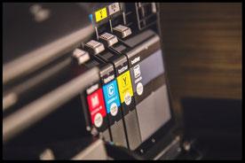 Toner und Tinte bei Büro-Kauf Kelsch