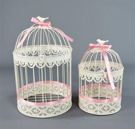 deko vogelkäfig, vintage, dekokäfig, Hochzeitdeko