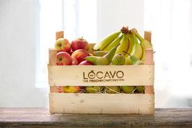 Obstlieferung fürs Büro