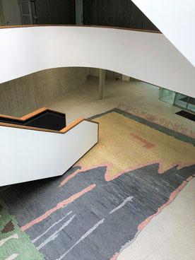 Bundeswehrfachschule, Tapes, Kunst am Bau