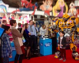 robot transformers bumblebee hasbro salon jouetclub bordeaux