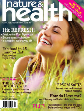 Maternity Reflexology for pregnant women - Wellbeing magazine
