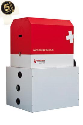 Luft-Wasser-Wärmepumpe Striega-Therm von bern.solar