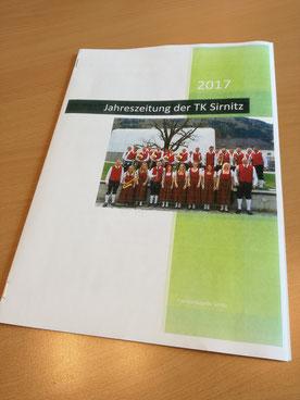 Unsere Jahreszeitung