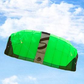 Lenkmatten, Trainerkites & Powerkites von HQ, Elliot, Wolkenstürmer, Spiderkites & HQ4