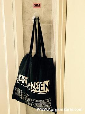 Utiliza una bolsa de deporte ligera y tenla preparada - AorganiZarte